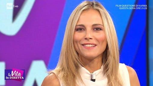 Francesca Fialdini: «L'addio a La Vita in Diretta l'ho riten