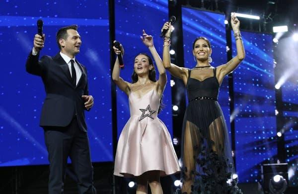 Palmieri, Pollio, Gregoraci - Battiti Live 2019