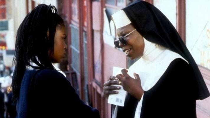Sister Act 2 - Lauryn Hill e Whoopi Goldberg