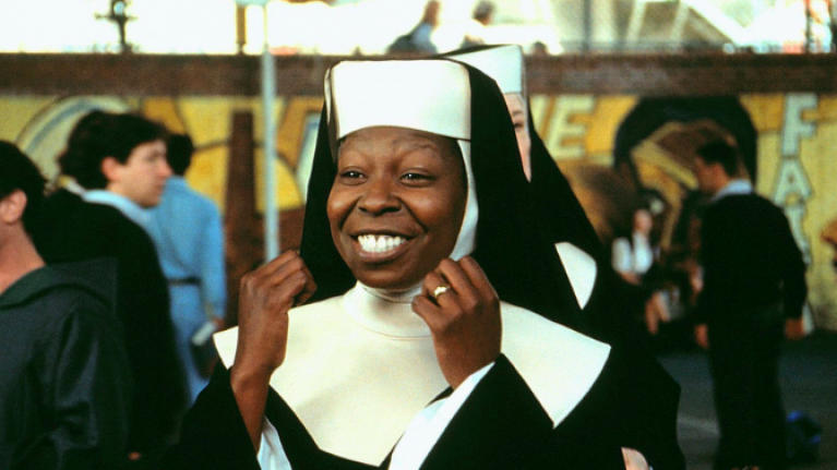 Sister Act - Whoopi Goldberg