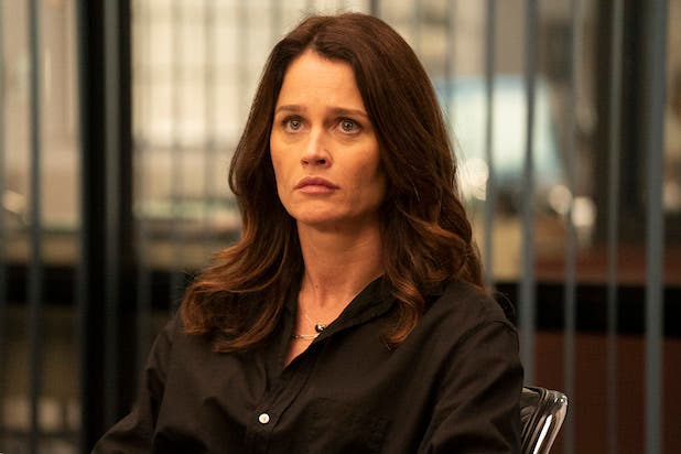 The Fix - Robin Tunney