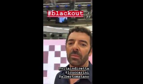 Alberto Matano - Instragram