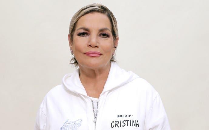 Cristina Donadio ad Amici Celebrities