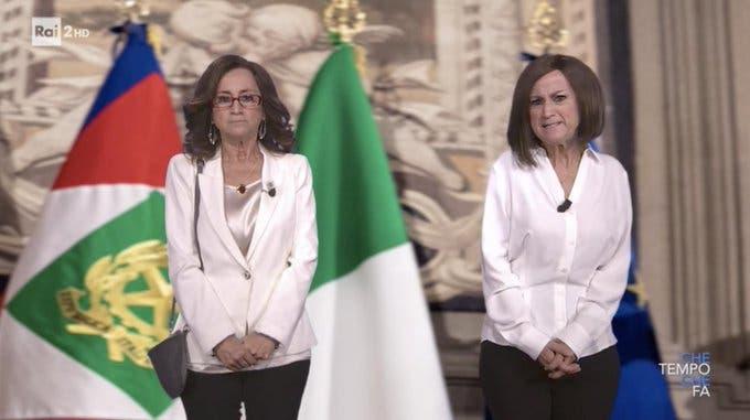 Gelmi e Berni - Che Tempo Che Fa