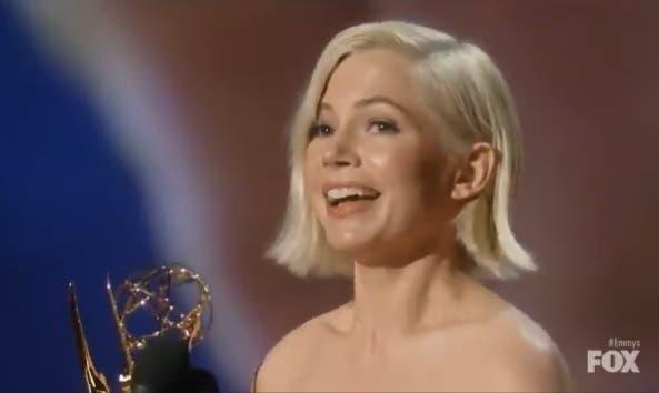 Emmy Awards 2019 - Michelle Williams (da Twitter)