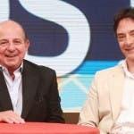 Giancarlo Magalli e Paolo Fox