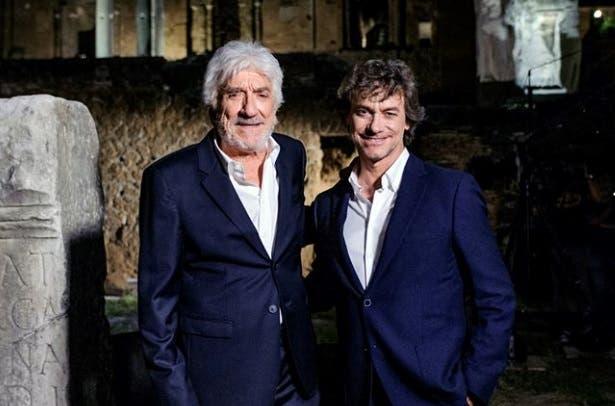 Ulisse: Alberto Angela 'viaggia' nel sabato sera di Rai 1 con Gigi Proietti