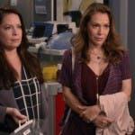 Grey's Anatomy 16 - Holly Marie Combs e Alyssa Milano