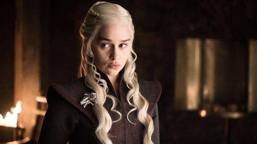 Il Trono di Spade 8 - Emilia Clarke