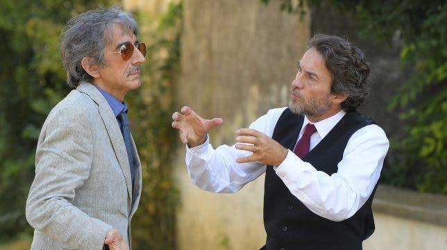 La strada di Casa 2 - Sergio Rubini e Alessio Boni
