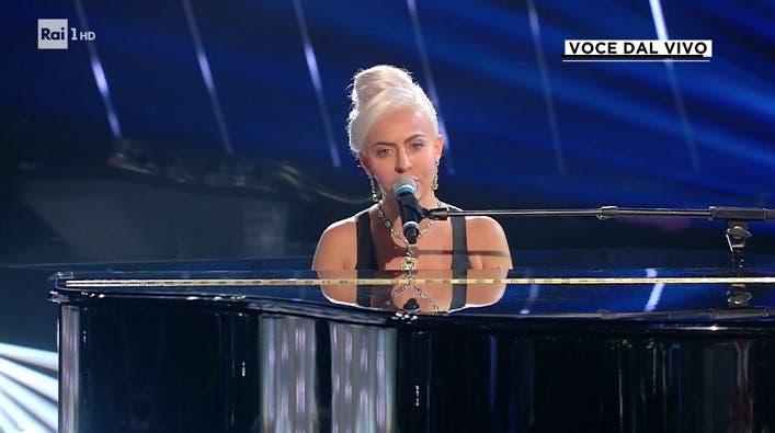 Lidia Schillaci nei panni di Lady Gaga