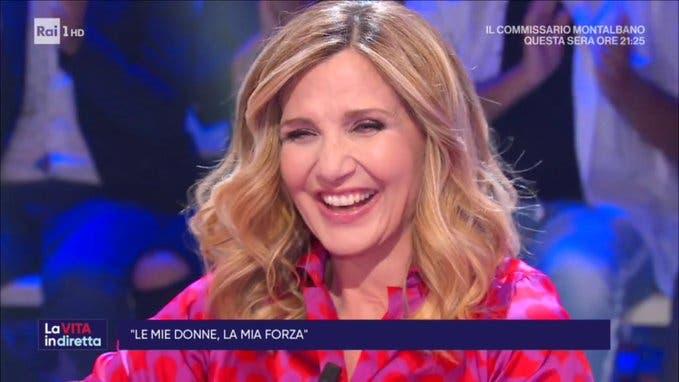 Lorella Cuccarini - La Vita in Diretta
