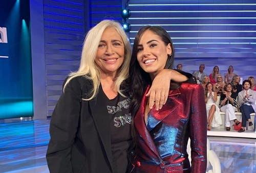 Mara Venier e Giulia De Lellis - Domenica In