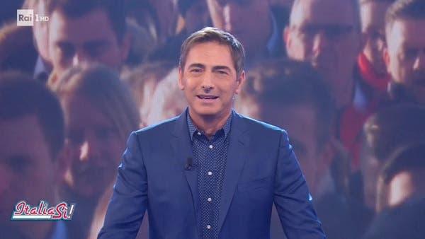 Marco Liorni - Italia Sì