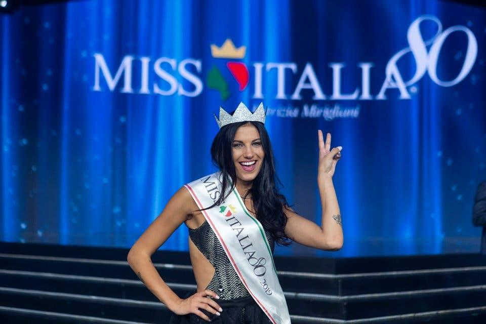 Miss Italia 2019 è Carolina Stramare