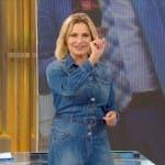 Simona Ventura - La Domenica Ventura