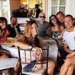 Simona Ventura e gli autori di Temptation Island Vip