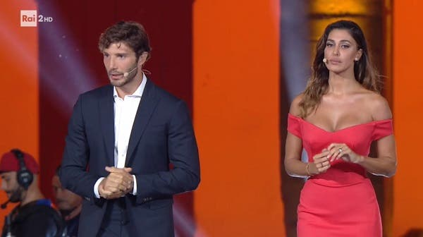 Stefano De Martino e Belen Rodriguez - Castrocaro 2019