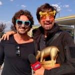 Toninelli e Staffelli - Striscia la Notizia