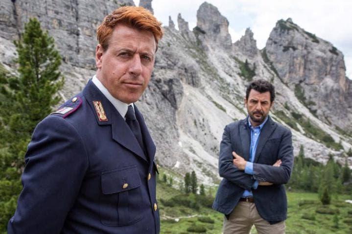 Un Passo dal Cielo 5 - Gianmarco Pozzoli e Enrico Ianniello