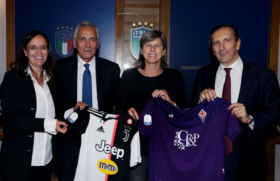 Calcio Femminile |  TimVision nuovo canale della Figc