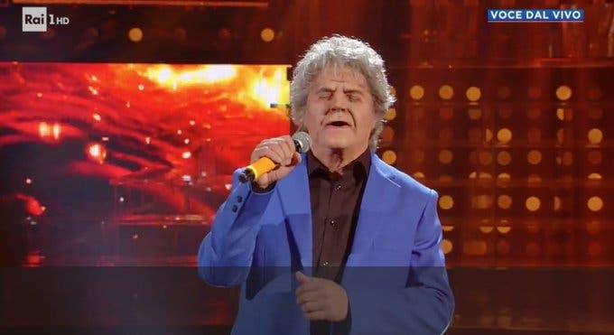 Agostino Penna - Tale e Quale Show 2019