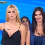 Amici Celebrities ascolti Hunziker