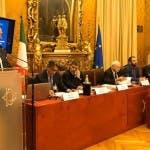 Andrea Imperiali, Nicola Porro, Alberto Barachini, Angelo Cardani, Massimiliano Capitanio