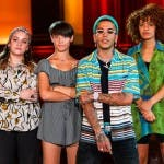 Sfera Ebbasta con le under donna - X Factor 2019