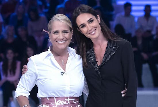 Heather Parisi e Silvia Toffanin - Verissimo