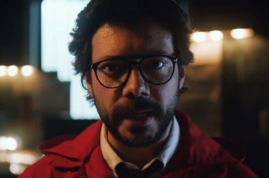 Il Professore (Alvaro Morte)