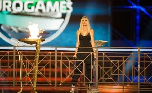 Ilary Blasi - Eurogames