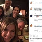 Jennifer Aniston su Instagram
