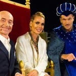 Jury Chechi, Ilary Blasi e Alvin - Eurogames