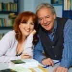 Marina Tagliaferri e Corrado Tedeschi in Un Posto al Sole