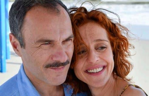 Massimiliano Gallo e Vanessa Scalera