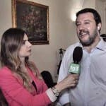 Matteo Salvini, Tg3