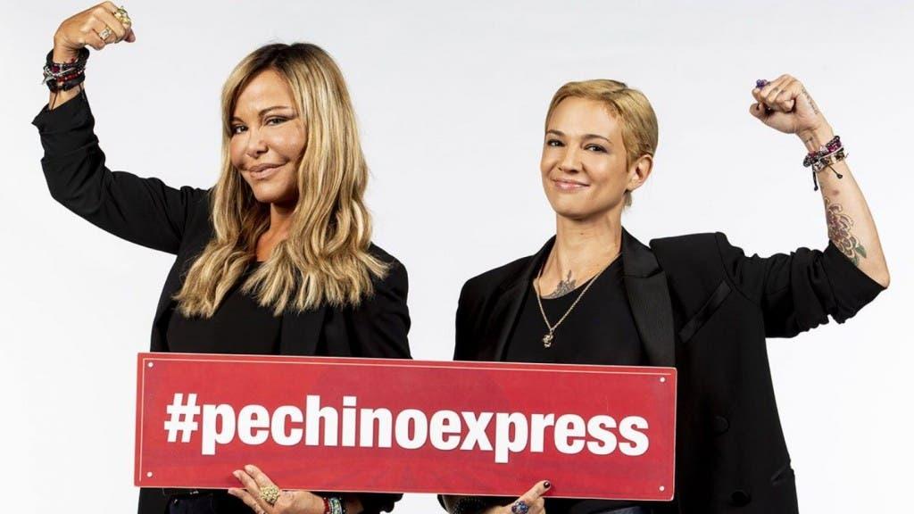 Pechino Express, Asia Argento e Vera Gemma