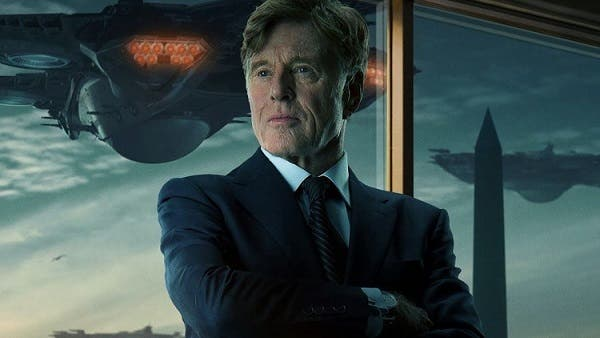 Robert Redford - Watchmen