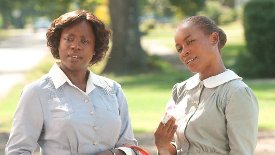 The Help - Viola Davis e Aunjanue Ellis