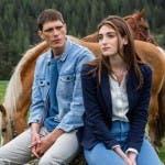 Un Passo dal Cielo 5 - Matteo Martari e Pilar Fogliati