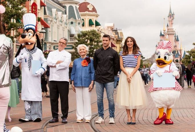 Bake Off 2019 a Disneyland