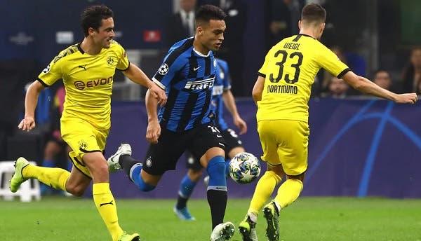 Borussia Dortmund-Inter