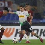 Borussia M'Gladbach-Roma
