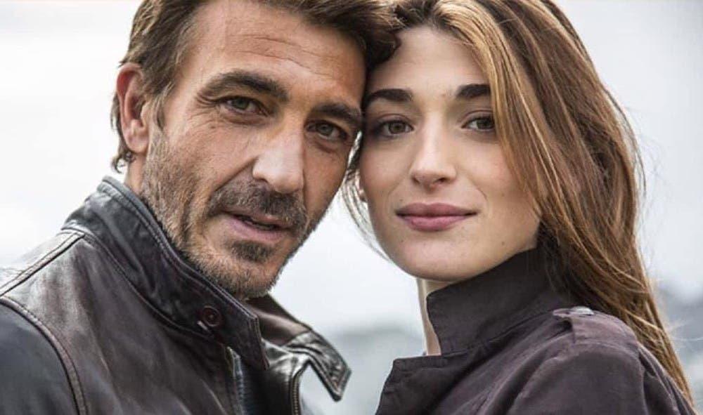 Daniele Liotti e Pilar Fogliati