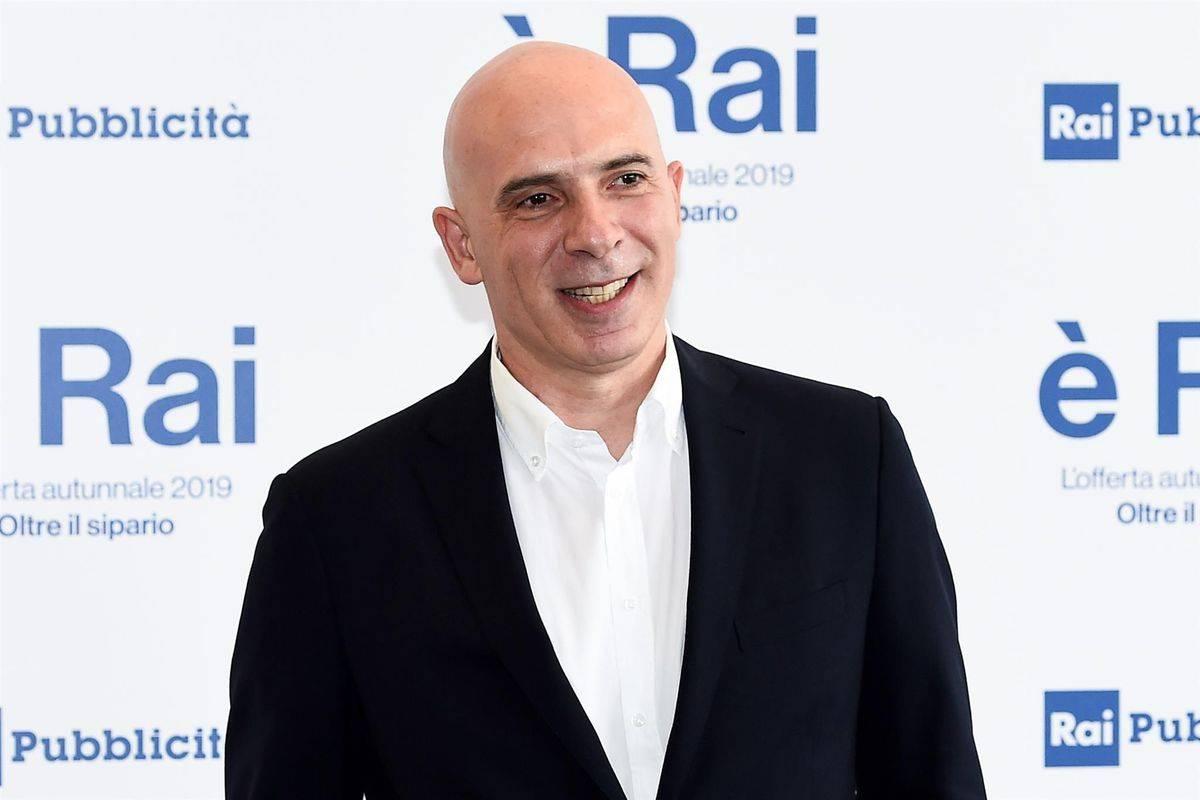 Fabrizio Salini, ad Rai