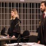 Il Processo - Vittoria Puccini e Francesco Scianna