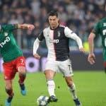 Lokomotiv Mosca-Juventus