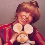 Maria Perego e Topo Gigio