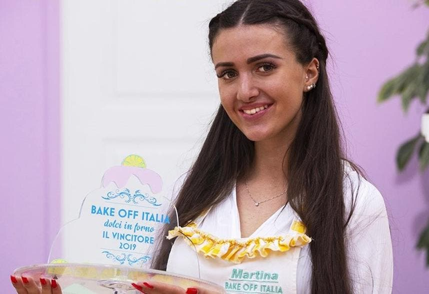 Martina Russo vince Bake Off Italia 2019